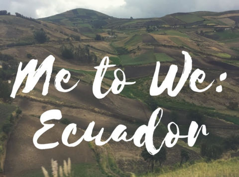 Charlotte's Trip to Ecuador