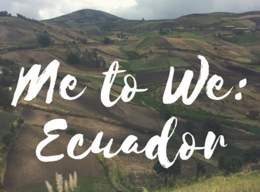 mission trips fundraising - Charlotte's Trip to Ecuador