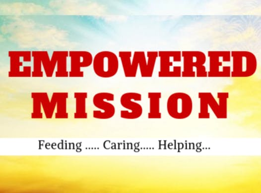 community improvement projects fundraising - EMPOWERED MISSION