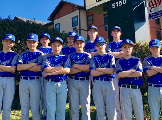 baseball fundraising - The Royals