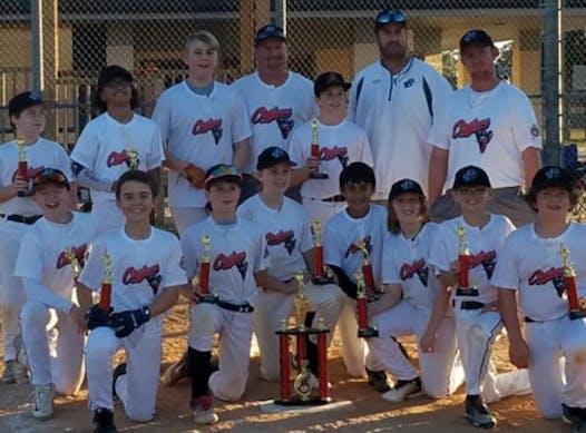 baseball fundraising - Fort Caroline OUTLAWS 12U All-Stars