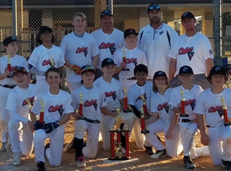 Fort Caroline OUTLAWS 12U All-Stars