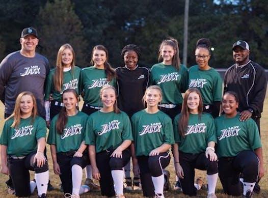 softball fundraising - Lady Jaxx 14U Jimmerson
