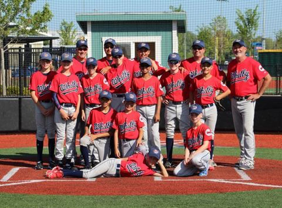 Whitby Chiefs 12U