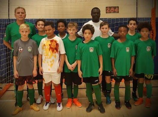 soccer fundraising - CalWest U11A Boys