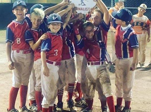 baseball fundraising - Madison Bulls 9u Baseball
