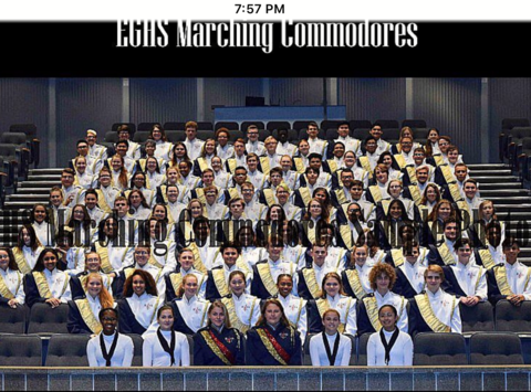 band fundraising - EGHS Marching Commodores