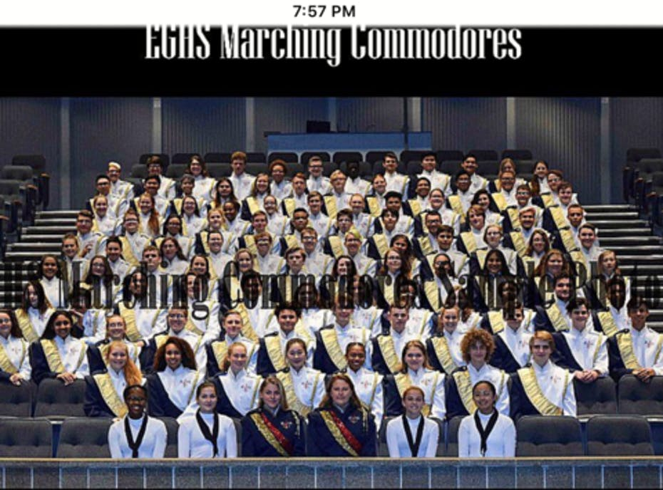 EGHS Marching Commodores