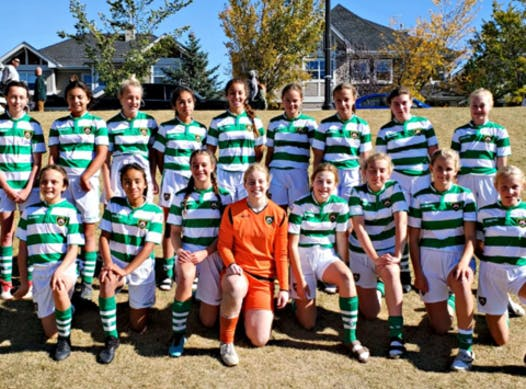 soccer fundraising - Foothills WFC13