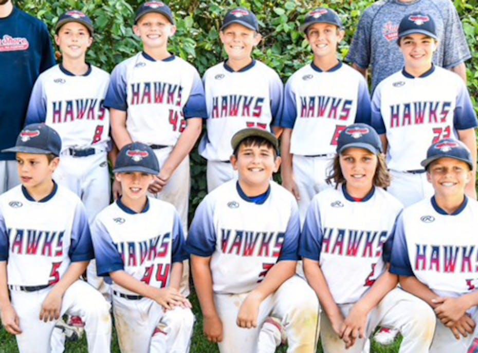 12U Outlaws (formerly Hawks)