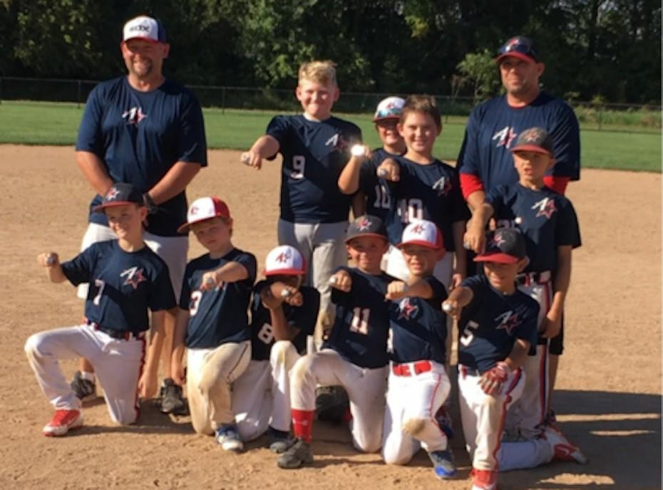 Midwest Astros 10U-Johnson