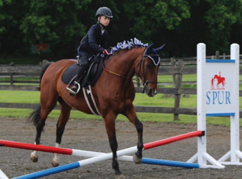 equestrian fundraising - Special People United to Ride