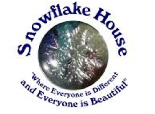medical & healthcare fundraising - Snowflake House Van Fundraiser