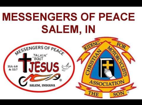 church & faith fundraising - CMA Run for the Son (Messengers of Peace)