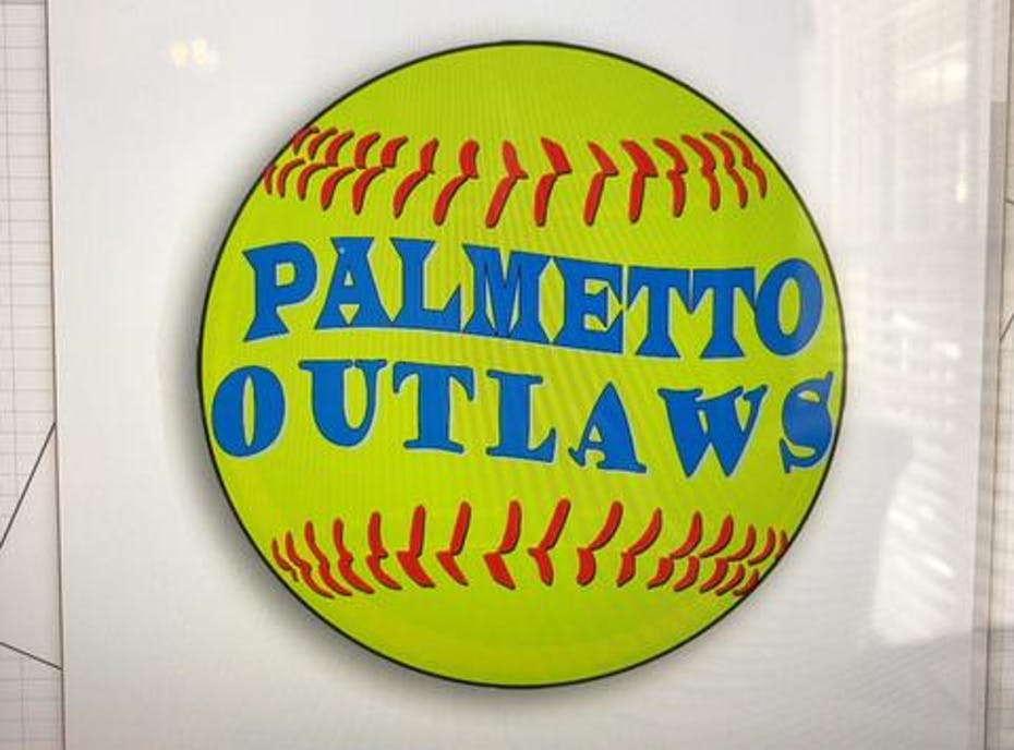 12U Palmetto Outlaws - Mosay
