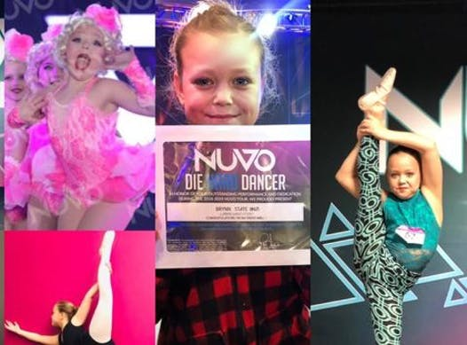 dance fundraising - Brynn State Larkin Dance Studio