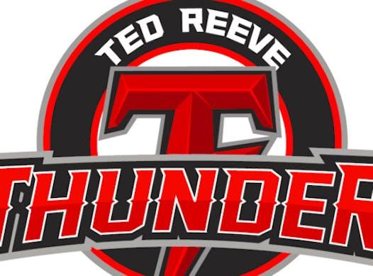 ice hockey fundraising - Ted Reeve Thunder - Minor PeeWee AA (2019/20)