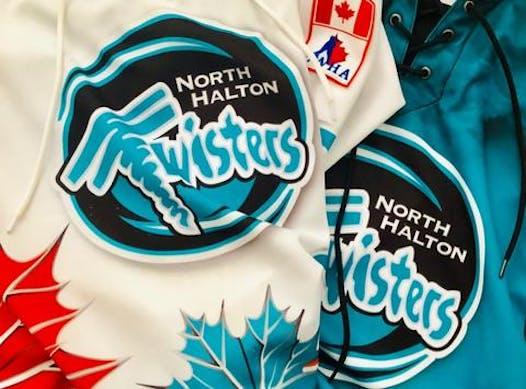 ice hockey fundraising - Halton Hills Twisters Novice A Team