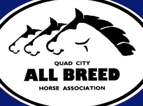equestrian fundraising - Quad City All Breed Horse Association