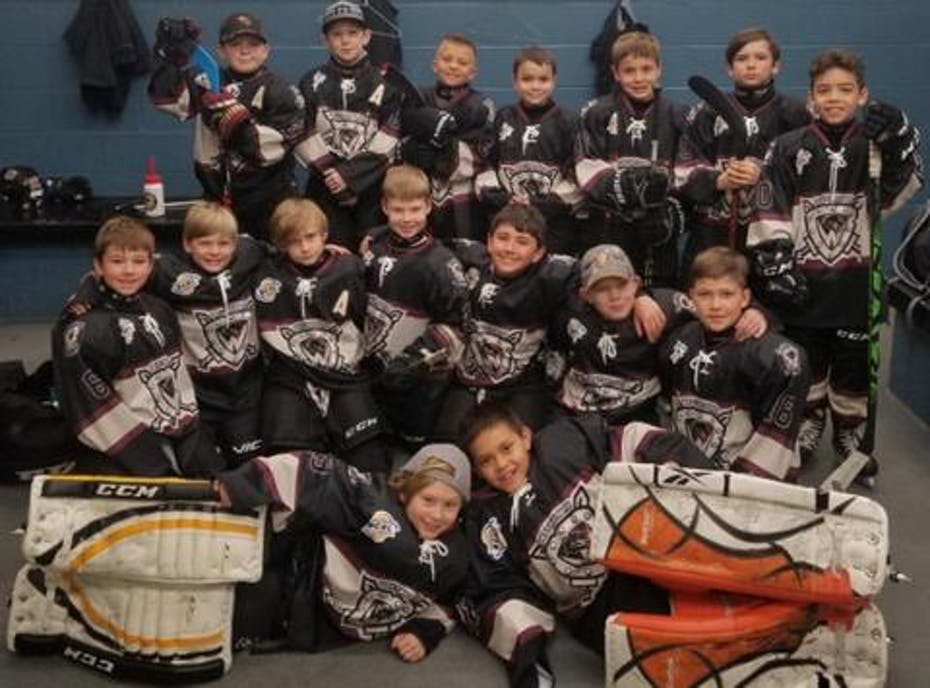 Okanagan Jr Warriors 2010 AA
