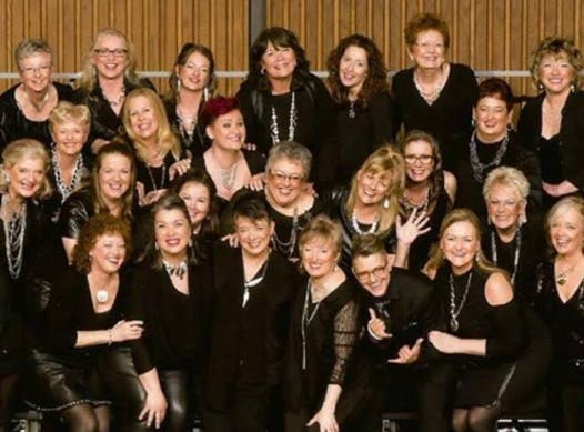 music fundraising - Limestone City Voices