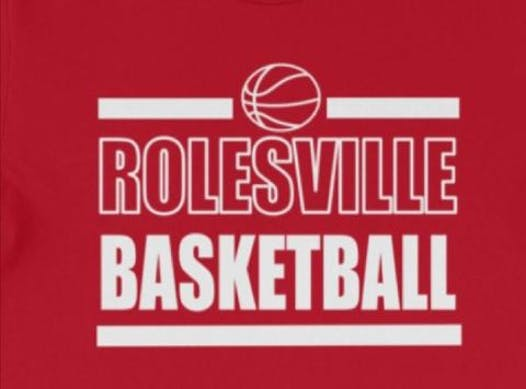 school sports fundraising - Rolesville High Men's Varsity Basketball