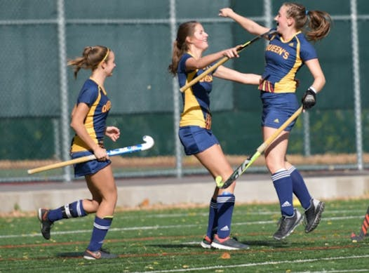 field hockey fundraising - Queen's Field Hockey