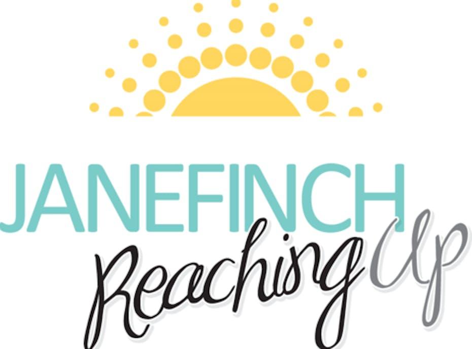Jane Finch Reaching Up