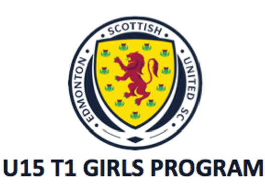 soccer fundraising - SCOTTISH UNITED GIRLS (DONOVAN)