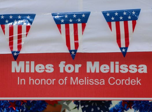 charity event - run, walk, or bike fundraising - Miles for Melissa Walk to Defeat ALS Team