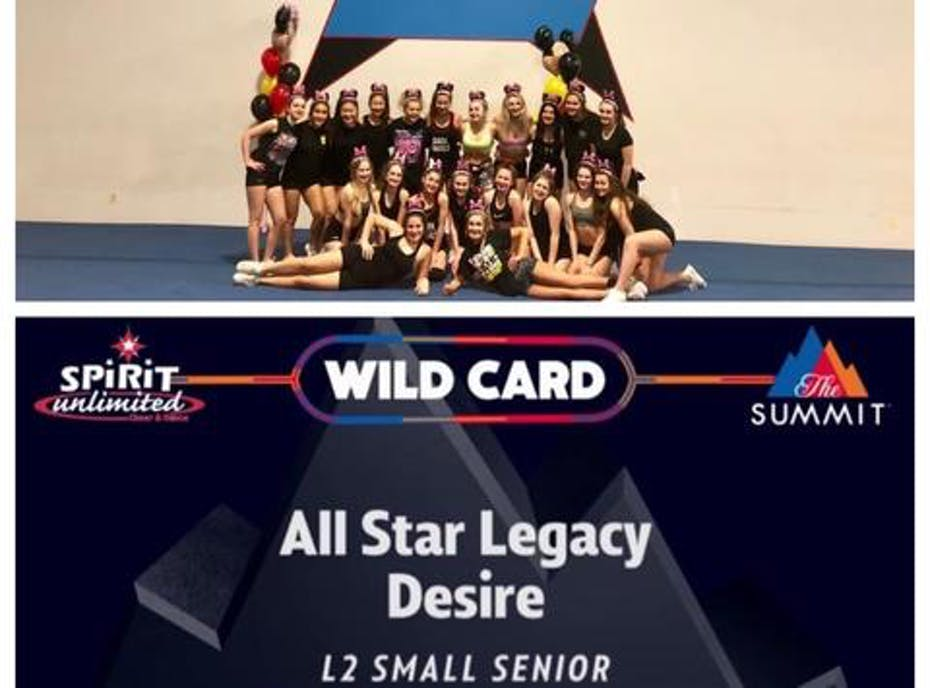 All Star Legacy - S3 Desire