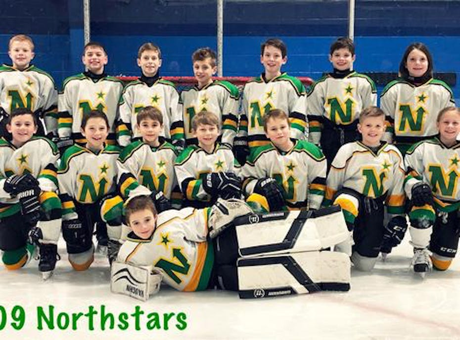 Northstars 09 Squirt Major