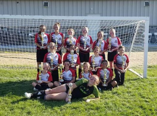 soccer fundraising - Monroe Strikers
