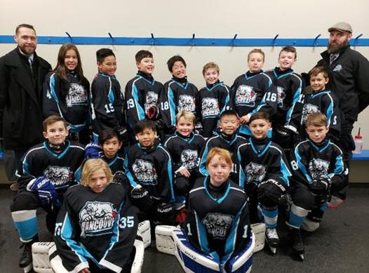 ice hockey fundraising - VMHA Atom A1 2019/20