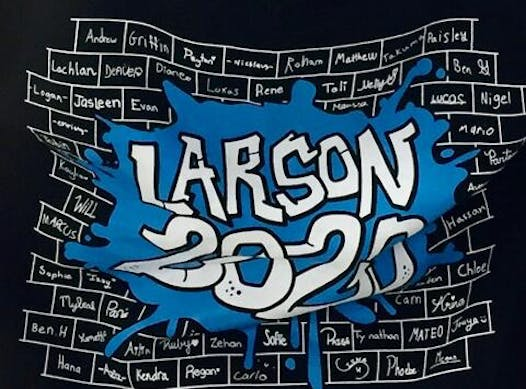 graduation & ceremonies fundraising - Larson Class of 2020
