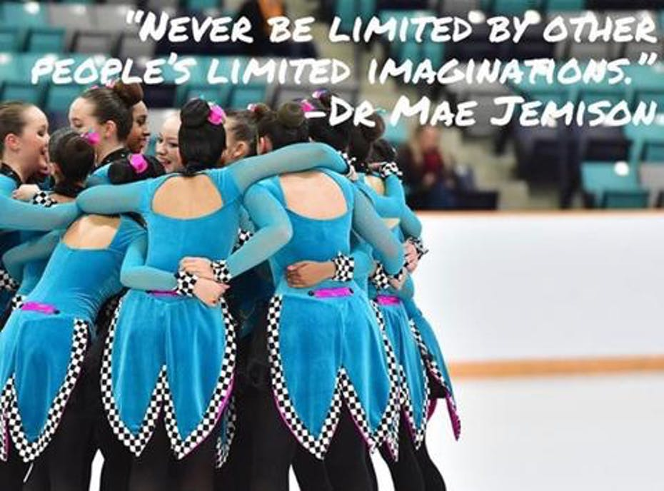 Gold Ice Synchronized Skating 2019/2020