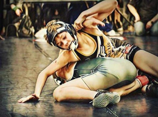 wrestling fundraising - Underdogs Elite Logan Trenary