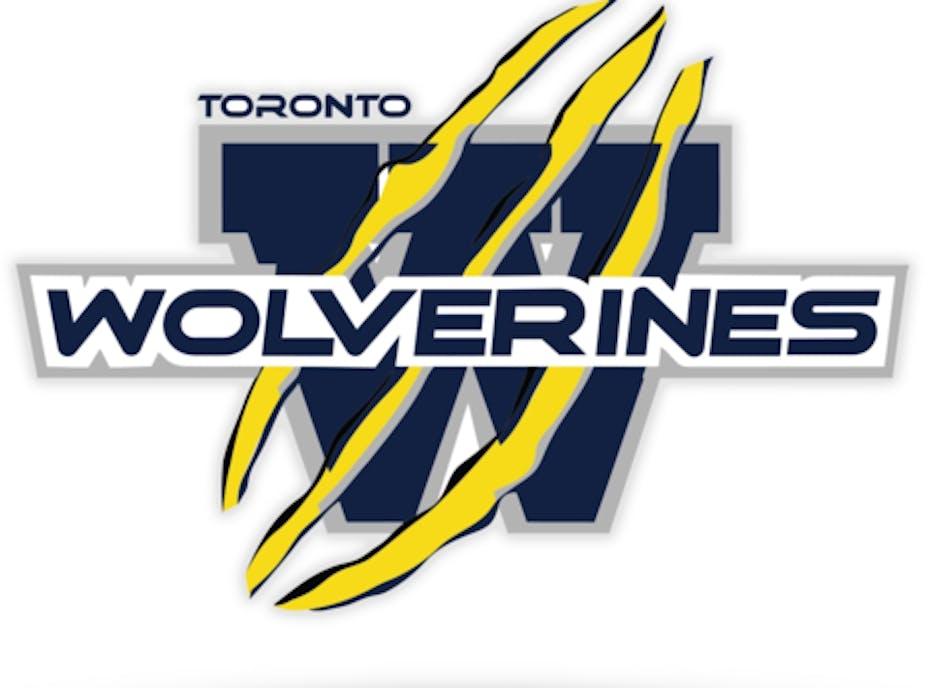 Toronto Wolverines Atom AA