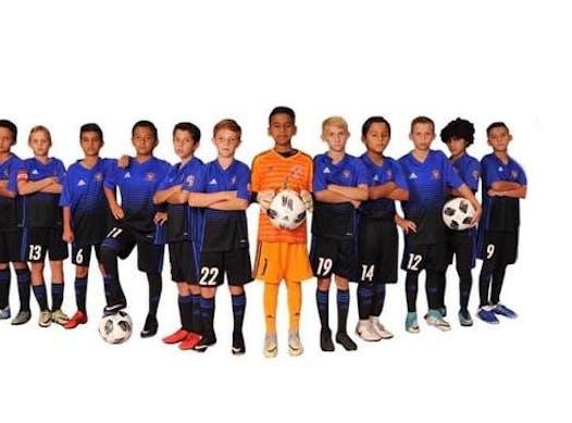 soccer fundraising - Solar 08B McKinney