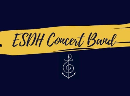 band fundraising - ESDH Band