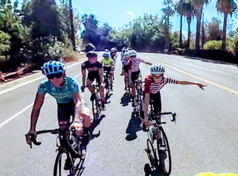 cycling fundraising - GS Andiamo Junior Cycling Club