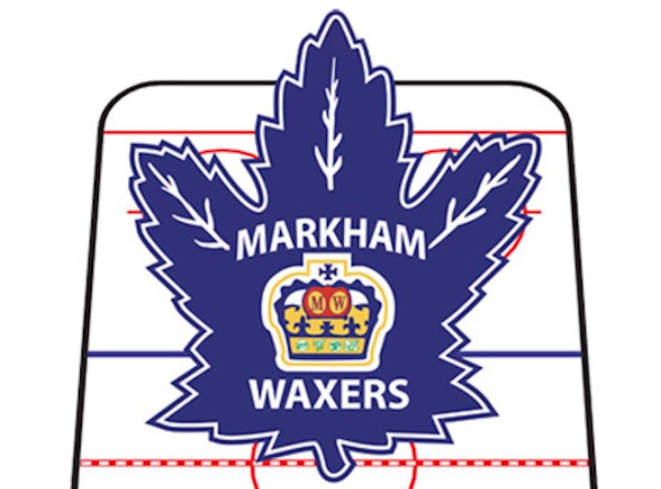 Markham Waxers Bantam A Team