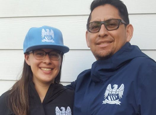 soccer fundraising - VanCity B03 Reals