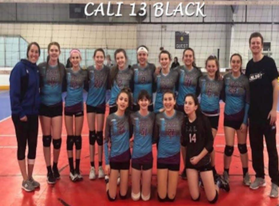 CALI Black 13