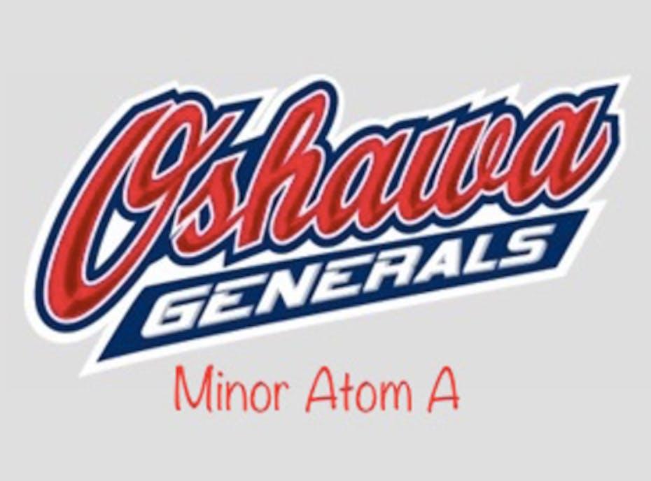 Oshawa Generals Minor Atom A (2019/2020)