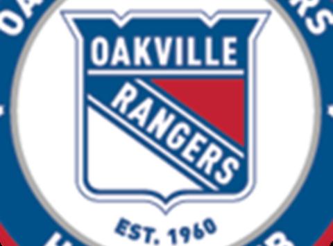 ice hockey fundraising - Oakville Minor Peewee A - Blue Rangers