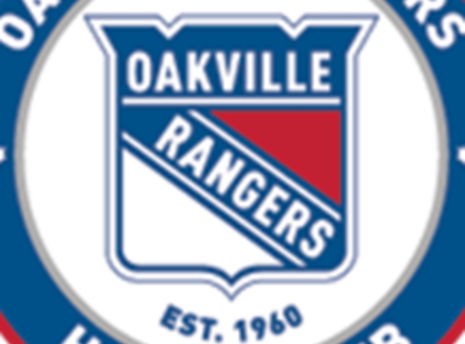 Oakville Minor Peewee A - Blue Rangers