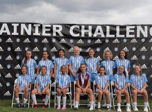 soccer fundraising - PacNW G06 ECNL 2019-2020 Season