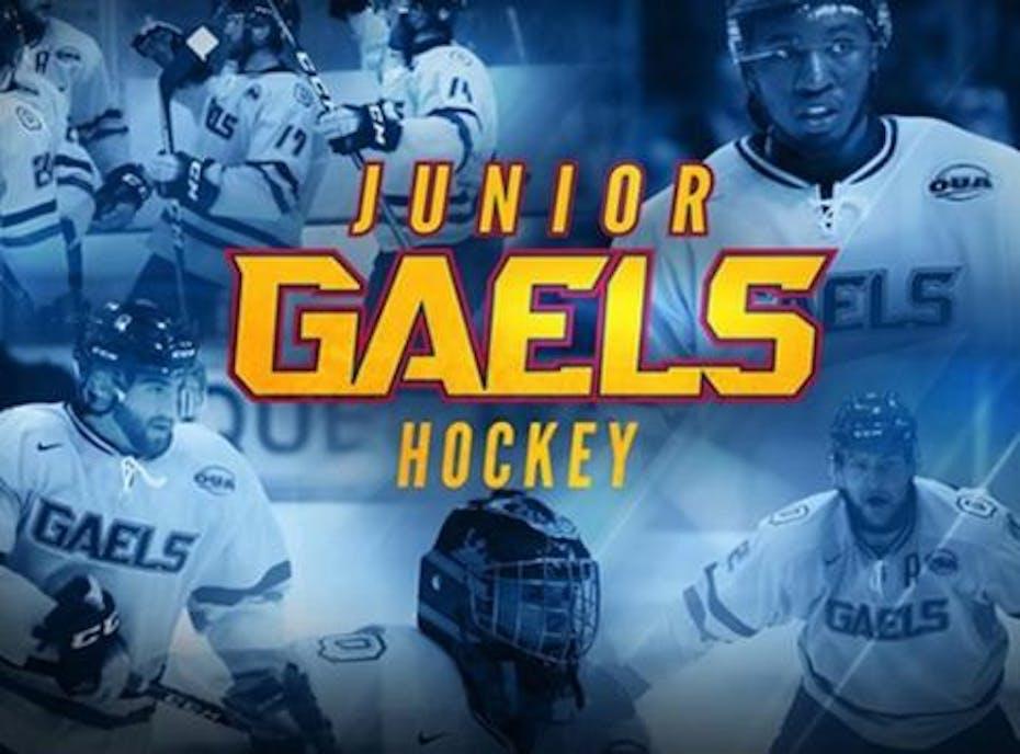 2019-2020 GK Jr Gaels Major Atom AAA Hockey