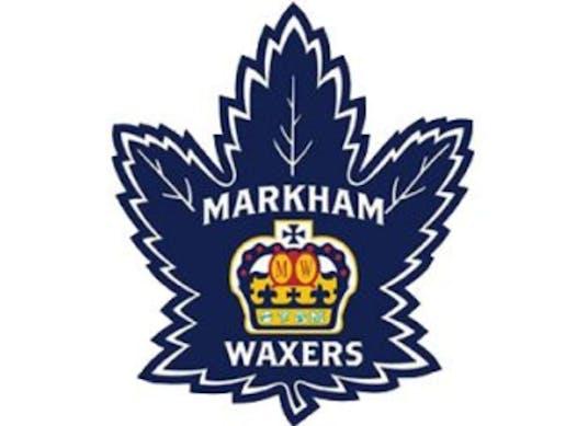 ice hockey fundraising - Markham Waxers A 2008